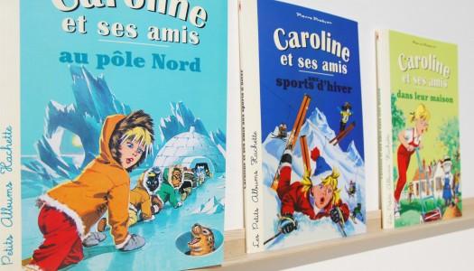 Antartik Packageur en édition - Hachette Jeunesse - Caroline et ses amis