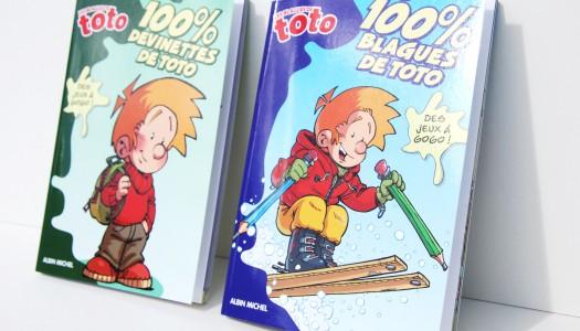 Antartik Packageur en édition - Albin Michel - Toto 100% jeux