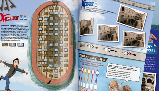 Antartik Packageur en édition - Mondadori France - Télé Poche Hors série - Ford Boyard