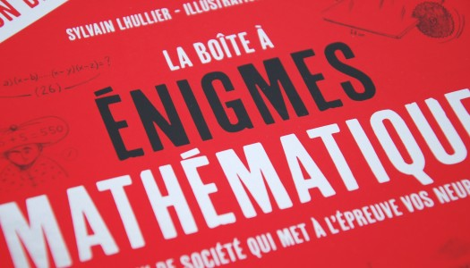 Antartik Packageur en édition - Marabout - Boite a énigmes mathématiques