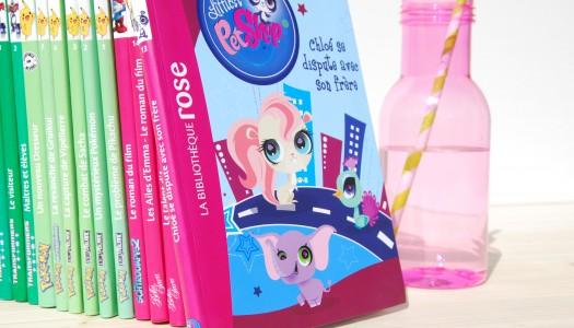 Antartik Packageur en édition - Hachette Jeunesse - Bibliothèque Rose et Verte
